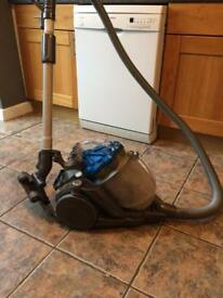 Dyson Root Cyclone Cylinder Hoover, Working but needs attention