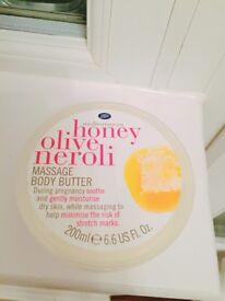 Mediterranean Massage Body Butter - Pregnancy