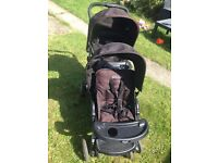Graco Double Buggy in Ashton Vale BS3 area of Bristol