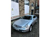 Mercedes Benz CLS 320cdi coupe (may swap)