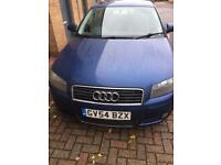 Audi TDi A3 for sale