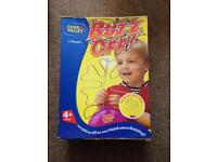 Buzz off kids game