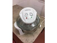 Halogen oven is on sale, in a new condition