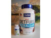 USN Diet Fuel (Ultralean) - 2kg