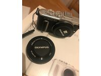 Olympus Pen e-pl8 Camera - As New