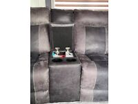 3 and 2 seater couches