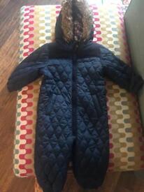BOYS 12-18 month NEXT Snow suit