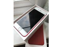 iPhone 7 256gb red limited edition