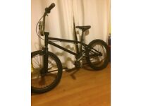 """Mongoose BMX bike - 20"""" (Black) £85 in good condition. Would make a great Christmas present"""