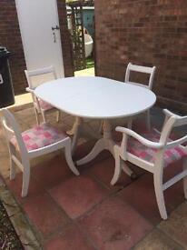 Table an chair set