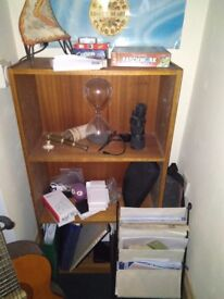 Wooded shelves on Sale