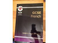 GCSE French Revision Guides - various boards