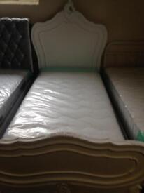 French single bed £250