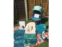 Limited edition Bugaboo Bee3 Van Gogh
