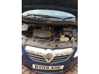 Automatic corsa with long mot and well maintained