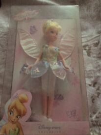 Old collectors tinker bell doll