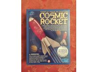 Countdown Game, Cosmic Rocket Science Kit, Discovering Europe Game, Kite Kit, Crystal Kit