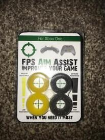Xbox 1 aim assist