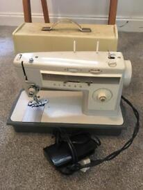 Genuine Singer vintage sewing machinr