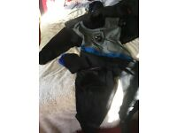 Scuba diving Northern Gents Diver Dry suit..xxl.... Never used Brand new