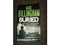 Mark Billingham Buried