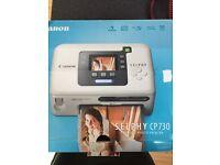 Canon Selphy CP730 Compact Photo Printet