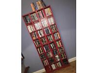 DVD collection Approximately 300 Films and TV shows