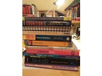 Selection of Medical Student text books. To be sold as one lot