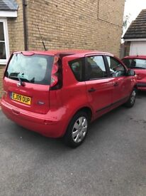 2009 excellent condition Nissan, Long MOT low mileage