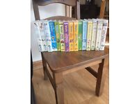 Children's vhs tapes £3 each
