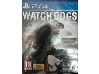 Ps4 exclusive edition watch dogs