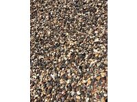 10mm Pea Gravel (Half Dumpy Sack)