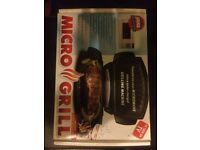 Micro Grill New/Boxed/Unopened