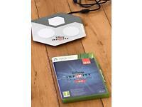 Skylanders infinity for Xbox 360, game portal and figures