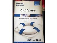 Evidence. Maureen Spencer & john Spencer