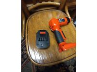 12 v Charger needed Black and Decker HP9019 TYP1