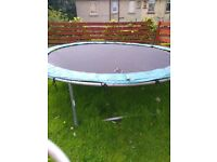 10 foot trampoline great condition not used much looking for £40 or ONO ..