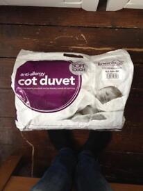 Cot Duvet