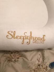 Sleepyhead deluxe 0-8 months