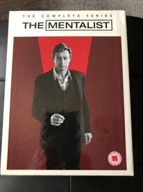 The Mentalist complete series 1-7 DVD Boxset