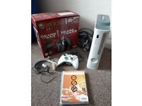 X Box 360 Games Console