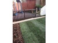 Labourer landscaping & gardening work