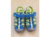 Clarks Doodles Summer Sandles - Worn twice only - size 7F