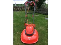 FLYMO TURBO 400 LAWN MOWER - ALMOST NEW