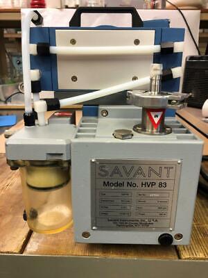 Tested Savant Hvp 83 Vacuum Pump Oil-less 83lmin