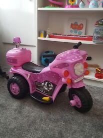 Girls scootor