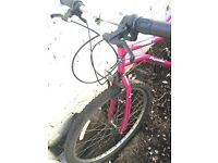"26"" Ladies Apollo Mountain Bike - QUICK SALE"