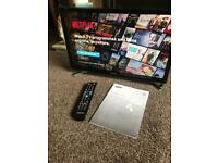 SAMSUNG 22 inch Series 5 Full HD SMART LED TV with built in Freeview