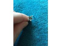 Pandora Dazzling Daisy 925 ring size 54