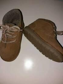 Baby boy Zara boots
